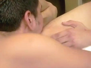 Rimming a horny twink ass
