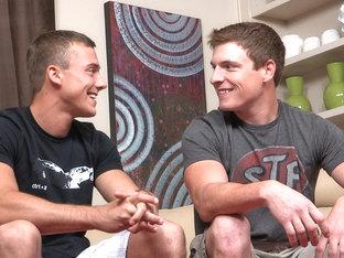 Sean Cody Clip: Joshua & Curtis - Bareback
