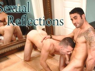 Samuel O'Toole & Brad Foxx in Sexual Reflections XXX Video