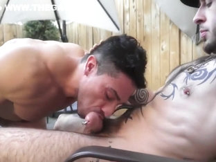 Tatoo Gym Fuck