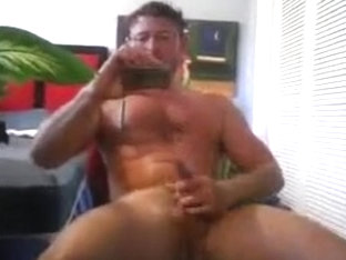 Fabulous male in incredible hunks, handjob homosexual adult clip