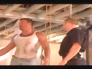 Homo Cops with Intruder