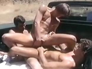Male Truckers Multiple Cumshots - HOMOSEXUAL