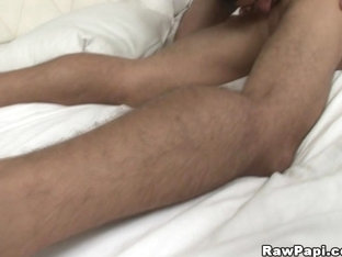 Horny Latino Gay Awesome Bareback Fucked