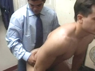Fabulous male pornstar in crazy blowjob, masturbation homo xxx video