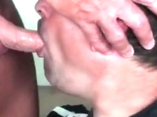 An intensive afternoon of cocksucking