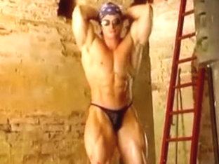 Muscle worshipp