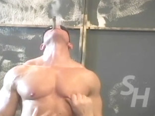 Muscle Chest Worship Compilation