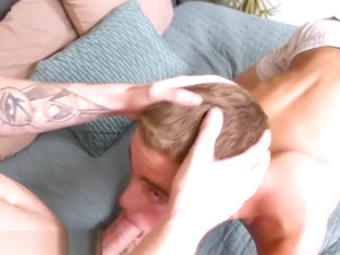 NextDoorTaboo - Dante Foxx Catches Stepbrother Sniffing His Jock