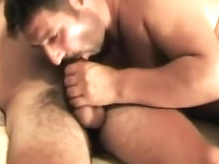 Hairy Persian guys anal sex