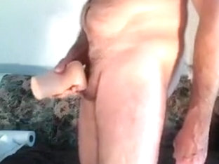 Femdom panties anal dildo cum butt plug Miss Carla's bitch