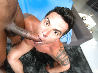 Latin love on a huge dick - ItsGonnaHurt
