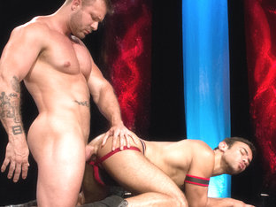 Fire And Ice XXX Video: Dorian Ferro & Austin Wolf - FalconStudios