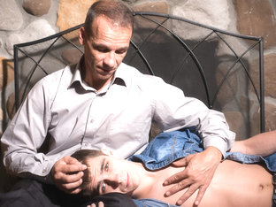 Kory Houston & Rodney Steele in Fathers And Sons 3, Scene 02 - IconMale