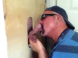 Big Dick Kenny At The Gloryhole - GloryholeHookups