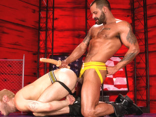 America's Finest XXX Video: Shawn Wolfe, David Benjamin
