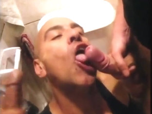 Amateur facial compilation Gay face covered in cum