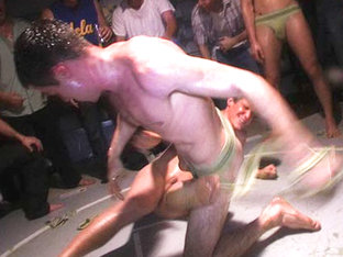 Weiner Wrestling - HazeHim