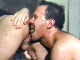 Ron Hunter & Tony Montana in Hair Plug Scene 2 - Bromo