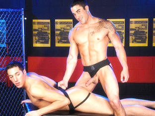 Samuel O'Toole & Nick Spartan in Change Of Pace XXX Video