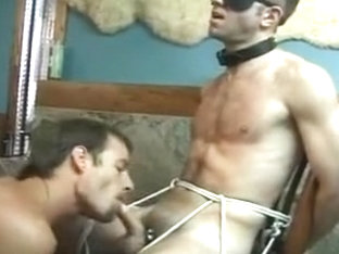 Amazing male in hottest blowjob, frat/college homosexual porn scene