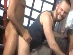 Fabulous male in horny gay xxx scene