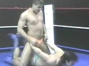 Amazing male in horny fetish homosexual sex scene