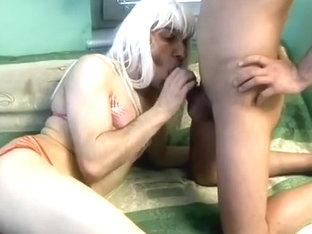 Horny Sissy Takes Some Extremely Rough And Nasty Anal Sex