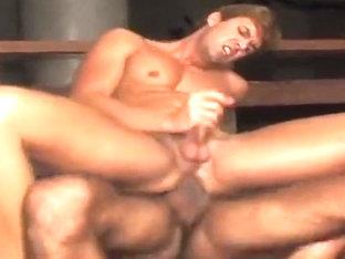 Best male in crazy big dick, uniform homo xxx clip