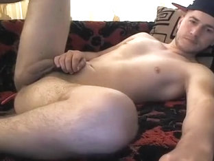 Naked horny euro guy on cam