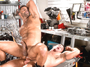 Auto Erotic, Part 2 XXX Video: Nick Capra, David Benjamin