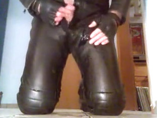 biker leather piddle