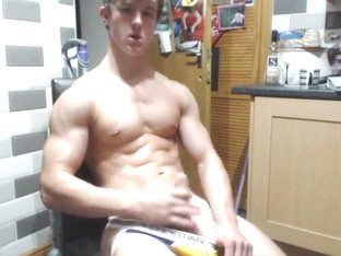 Nathan green muscle boy