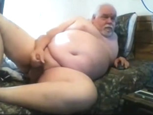 Grandpa stroke on webcam 1