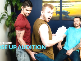 Mark Long & Archer Hart & Jason Richards in Loose Up Audition - NextDoorStudios