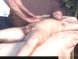 CA David, Massage, Fingering and Edging