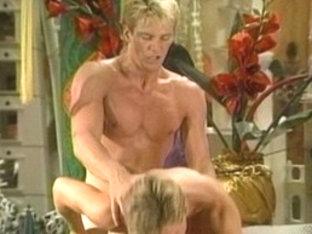 Best male pornstar in amazing bareback, vintage gay adult scene