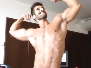 Angelo muscle hunk body