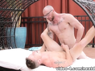 Markie More & Justin Matthews in Horsing Around - NextdoorWorld