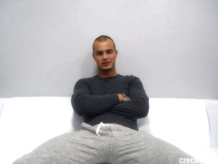 CZECH GAY CASTING - ZDENEK (1353)