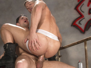 Sebastian Kross & Kyle Kash in Cruising Grounds, Scene 02 - HotHouse