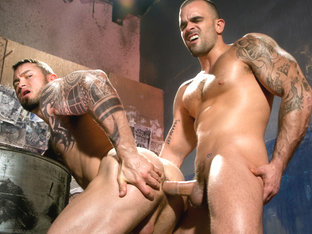 Damien Crosse & Seven Dixon in Under My Skin 2, Scene 03 - HotHouse