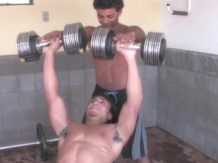 No pussies on the bench press
