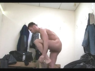 Locker room cocks