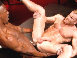 Johnny V & Derek Maxum in Labyrinth, Scene 03 - RagingStallion