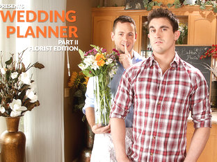 Derrick Dime & Brenner Bolton in The Wedding Planner 2: Florist Edition XXX Video