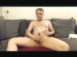 Slave recorded with face and his dildos