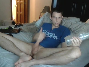 College Boy Jerking Off More Gayboyca