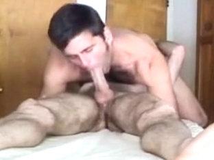 Exotic male in best bareback gay xxx movie
