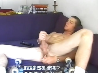 Straight Skater And His Dildo